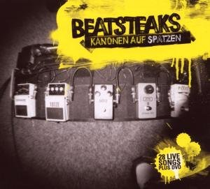 Beatsteaks - Kanonen auf Spatzen - 28 Live Songs (2CD + DVD) - Zortam Music