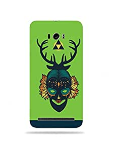 alDivo Premium Quality Printed Mobile Back Cover For Asus Zenfone Selfie / Asus Zenfone Selfie Case Cover (TS147)