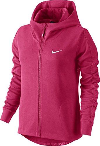 nike-womens-advance-15-sweat-jacket-full-zip-hoody-rosa-grosse-bekleidungs