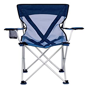 The Travel Chair Teddy Aluminum - Blue by Travel Chair Company