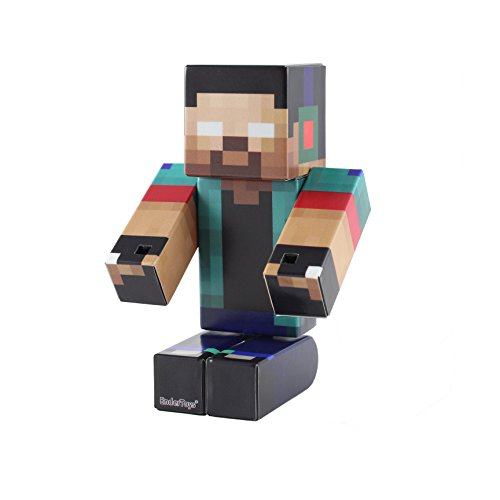 Cool Herobrine Pixelaction Figure by EnderToys - un Giocattolo di Plastica