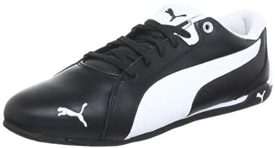 Puma Racing Cat L 304697 Herren Sneaker, Schwarz (black-white 02), EU 36 (UK 3.5) (US 4.5)
