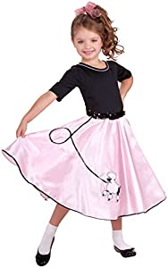 Forum Novelties Pretty Poodle Princess Costume, Child's Medium