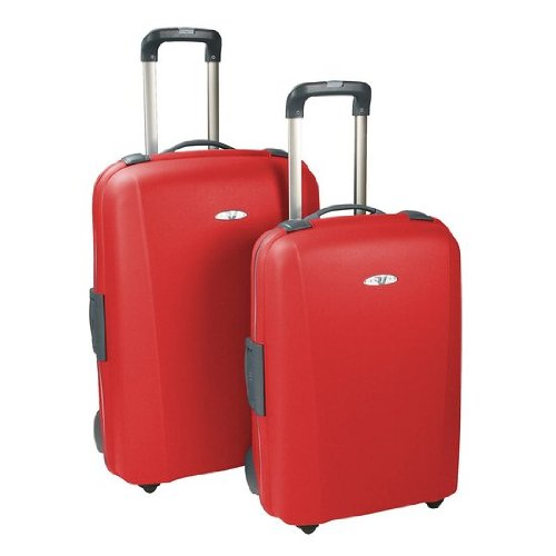 Roncato Trolley 2er Set 2r, Rosso, 80x58x34cm, 210 Liter, 500520