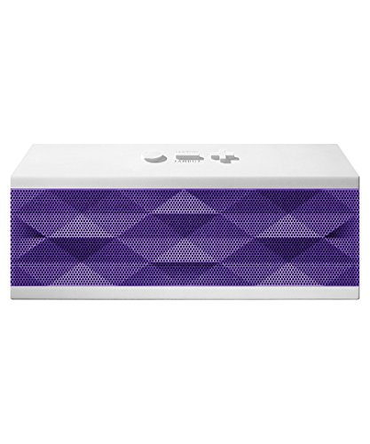Jawbone Jambox Wireless Bluetooth Speaker - Purple Hex - Retail Packaging