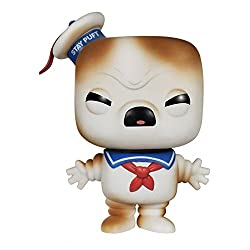 Funko POP Movies: Toasted Stay Puft Marshmallow Man Figure, 6