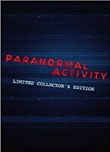 Paranormal Activity (Limited Collector's Edition)