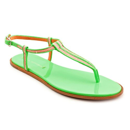 Via Spiga Women'S Cynna (Neon Green 6.5 M)