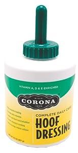 Manna Pro Corona Hoof Dressing With Brush