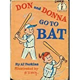 Don and Donna Go to Bat (0394800427) by Perkins, Al