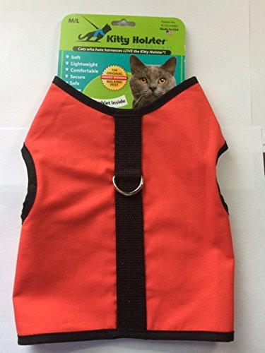 Kitty holster cat harness reviews