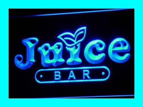 ADV PRO i084-b OPEN Juice Bar Cafe Restaurant Neon Light Signs