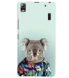 GADGET LOOKS PRINTED BACK COVER FOR Lenovo K3 Note / A7000 MULTICOLOR