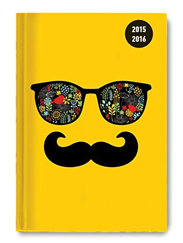 Collegetimer Pocket Sunglasses 20152016 Schülerkalender A6 Day By Day 352 Seiten PDF