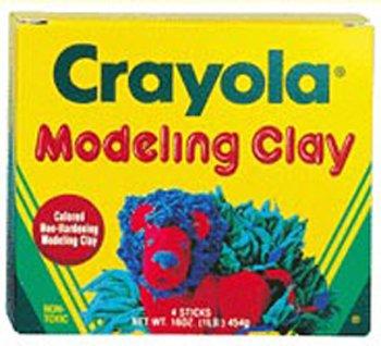Crayola 57-0300 Modeling Clay - Multicolor