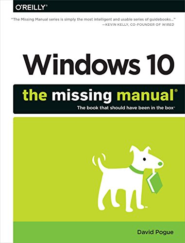 Download Windows 10: The Missing Manual