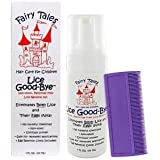 Fairy Tales Lice Good-bye Removal Kit, with Comb, 4 oz.