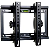 Leaptek Tilting Wall Mount Bracket For 14 - 32 Inches LCD LED TV Load Capacity up to 25KG Max VESA 200 x 200 mm