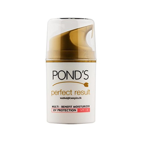 Pond's Perfect Result Multi-benefit Moisturizer UV Protection SPF 18 50g. (Benefit Lip Liner compare prices)