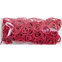 [Best price] Novelty & Gag Toys - Twistz Bandz Rubber Band Refill + C-clips - Fuschia - toys-games