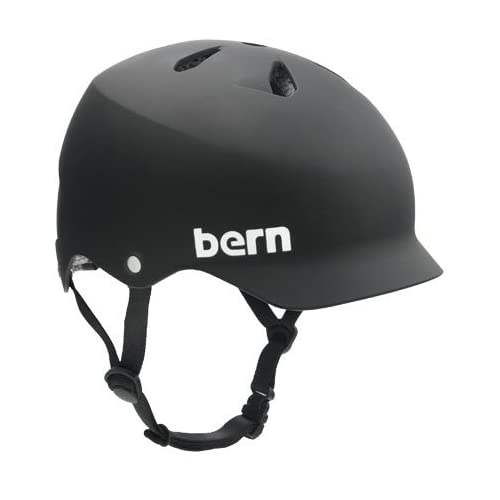 Bern(バーン) WATTS Matte Black L:57-59