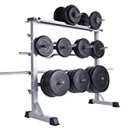 Buy Universal Barbell Dumbbell Weight Rack Stand Bar Set Support Bench Weightlifting Price-image
