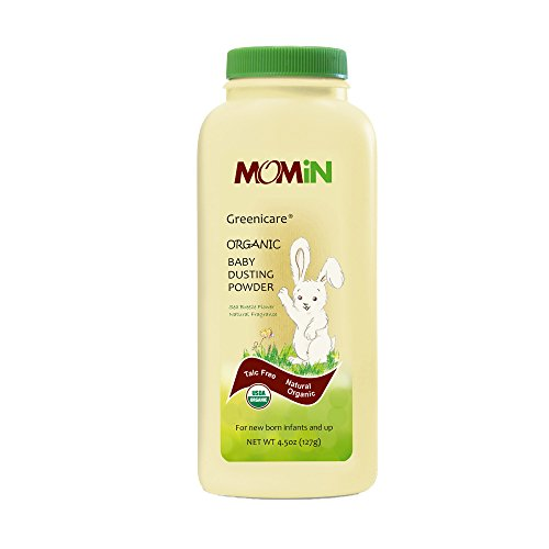 MOMiN Greenicare Organic Baby Dusting Powder