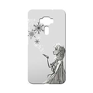 G-STAR Designer Printed Back case cover for Asus Zenfone 3 (ZE552KL) 5.5 Inch - G5011