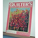img - for Quilters Newsletter Magazine July-August 1988, No. 204 book / textbook / text book