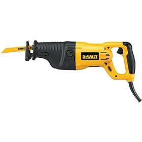 DEWALT DW311K  13-Amp Reciprocating-Saw: Home Improvement