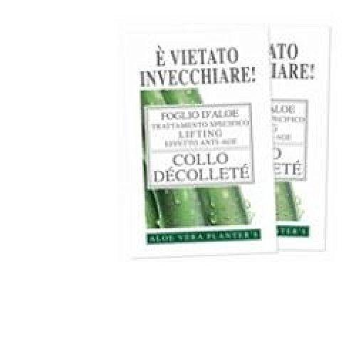 Planters Foglio Collo Aloe Vera