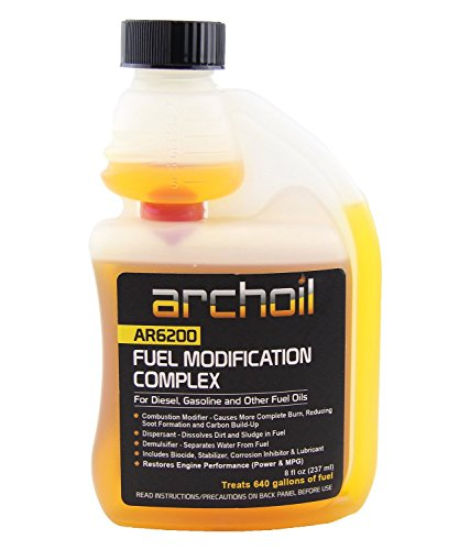 Ar6200 (8 Oz) Fuel Modification Complex (Treats 640 Gallons of Fuel)