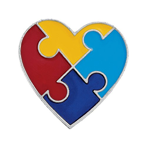 Autism Awareness Pins - 1 Dozen