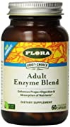 Udo's Choice Udo's Adult Enzyme Blend 60 Capsules