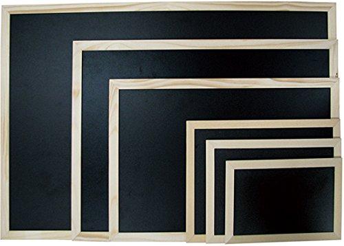 のぼり屋工房 両面薄型黒板 S 幅250高さ350