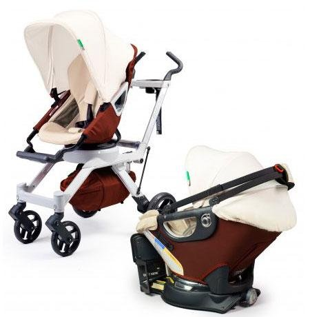 Orbit Baby Travel Collection - Mocha front-798906