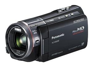 Panasonic HC-X900MEG-K Full-HD Camcorder 32GB (8,8 cm (3,4 Zoll) Display, 12-fach opt. Zoom, 3MOS System Pro, Leica Objektiv, 29,8mm Weitwinkel, 3D-Option) schwarz