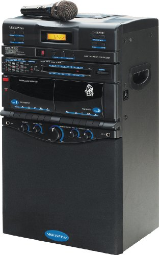 karaoke machine cd recorder