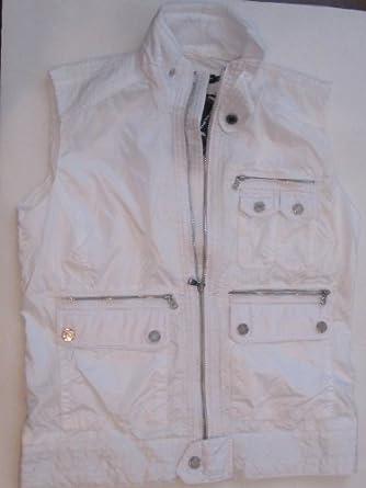 Ralph Lauren Golf Vest Abbyz Ladies Size Small White by RALPH LAUREN