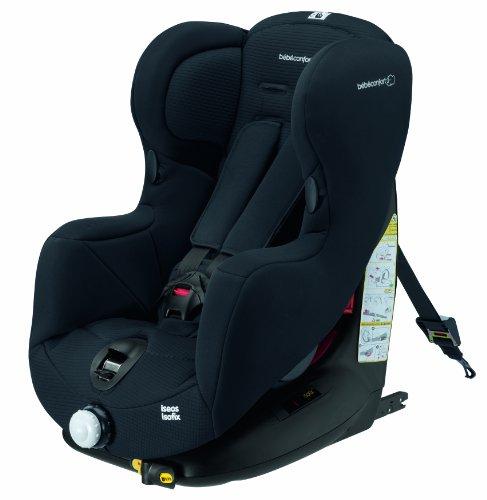Bébé Confort Seggiolino auto Iseos Isofix Gruppo 1 (9-18kg), Total Black