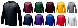 Nike 384408 Men's Legend Long Sleeve Poly Top