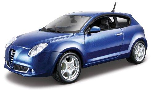 bburago-21045w-vehicule-miniature-modele-a-lechelle-alfa-romeo-mito-echelle-1-24