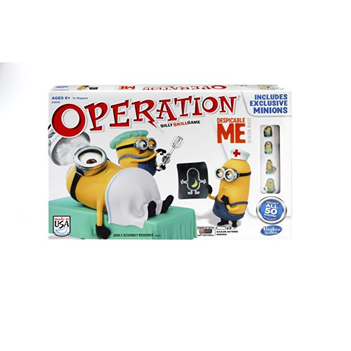 Operation Despicable Silly Skill Game