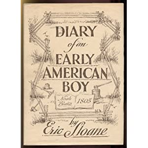 Diary Of An Early American Boy: Noah Blake, 1805