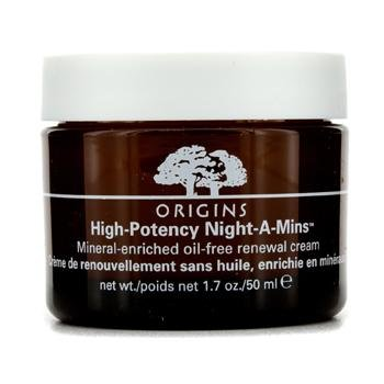 Origins High-Potency Night-A-Mins Oil-Free Renewal Cream