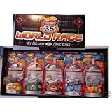 Hotwheels 2003 Highway 35 World Race 5 Car Zamac Limited Edition Red Line Club Exclusive - Only 2000 Sets Made - Rare Collectors Item
