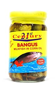 21st Century Bangus Milkfish In Corn Oil 227g - Hot Spicy