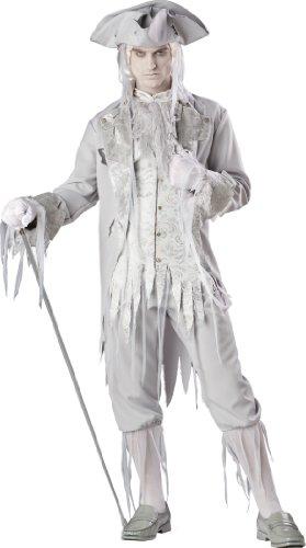 InCharacter Costumes, LLC Corpse Count, White, Medium