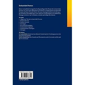 Stochastische Prozesse: Eine Einführung für Statistiker und Datenwissenschaftler