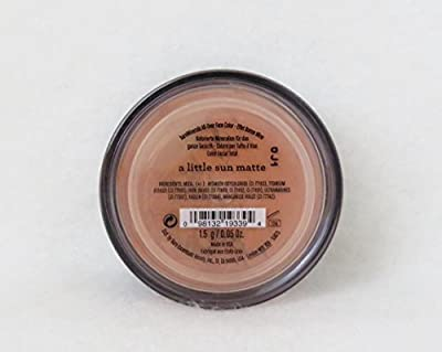 Best Cheap Deal for BareMinerals A Little Sun MATTE 1.5g / 0.05 oz All Over Face Color Multi-Tasker from Bare Escentuals - Free 2 Day Shipping Available